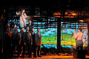 PETER AND THE STARCATCHER to Close at New World Stages January 12, 2014