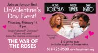 UnValentine's Day Event Set for Bay Street Theatre Tonight