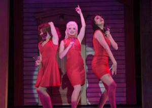 BWW Reviews: Sassy, Sexy, WITCHES OF EASTWICK at Ogunquit Playhouse