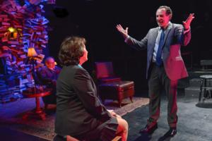 New Rep Adds Two Performances of IMAGINING MADOFF, Running thru June 3