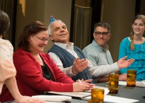 BWW Reviews: Humor and Heart on the Menu at Gamm's THE BIG MEAL