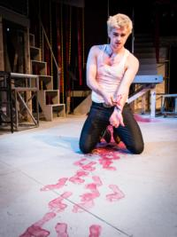 BWW Reviews: Fun But Under Prepared  BLOODY BLOODY ANDREW JACKSON From ArtsWest