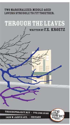 the side project's F.X. Kroetz Double Bill Opens 1/5 with THROUGH THE LEAVES