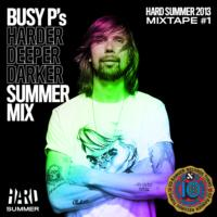 HARD EVENTS Releases HARD SUMMER 2013 Mixtape Series