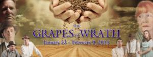 Hillbarn Theatre to Stage THE GRAPES OF WRATH, 1/23-2/9