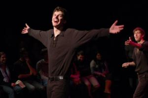 THE IMPROVISED SHAKESPEARE COMPANY Returns to NYC at Theatre 80, Now thru 1/11