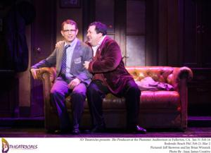 BWW Reviews: One More Week To Catch 3D Theatricals Smashing PRODUCERS in Redondo