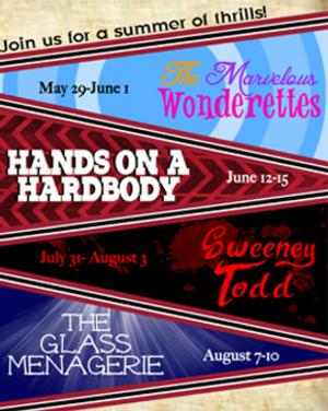 Keystone Repertory Theater to Present SWEENEY TODD, 7/31-8/3