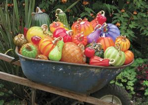 Cohn-Stone Studios Announces that the 2014 Glass Pumpkin Patch to Be the Last, 10/3-26