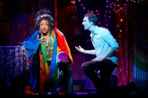 BWW Interviews: Carla R. Stewart as Oda Mae in GHOST is Sure to Entertain