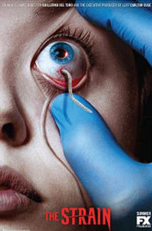 FX to Bring THE STRAIN Fan Event to Comic-Con
