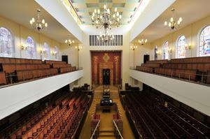 New Classical Series at London's Iconic Central Synagogue to Launch with Violist David Aaron Carpenter, 7/8