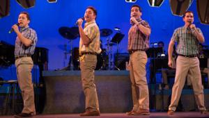 Rivertown Theaters for the Performing Arts Adds New UNDER THE BOARDWALK Dates