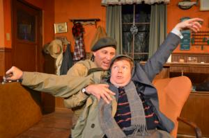 BWW Reviews: Crown City Theatre Produces Rarely Seen FOREIGNER by Larry Shue