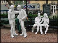 Citywide Monuments Conservation Program to Preserve George Segal GAY LIBERATION Sculpture