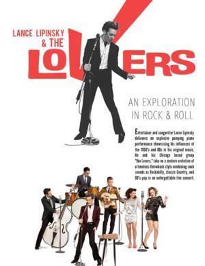 MILLION DOLLAR QUARTET Performer Lance Lipinsky to Return to Raue Center, 6/29