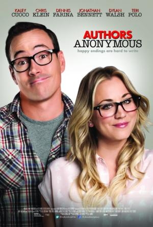 Mockumentary AUTHORS ANONYMOUS, Starring Kaley Cuoco, in Theaters Today