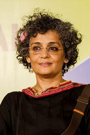 Author Arundhati Roy Shocked by Penguin India's Recall of Wendy Doniger's Book