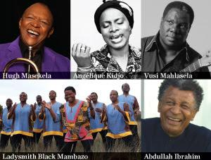 Carnegie Hall to Present UBUNTU: Music and Arts of South Africa Festival, 10/8-11/5