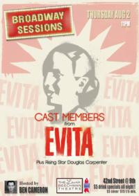 Broadway Sessions Welcomes EVITA's Rachel Potter and More, 8/2