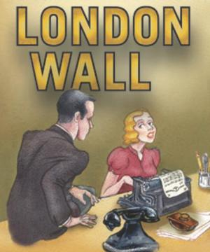 LONDON WALL Extends Through 4/13 at Mint Theater