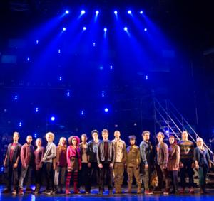 BWW Reviews: AMERICAN IDIOT Rocks DC's National Theatre