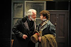 BWW Reviews: Trinity Rep's Heartfelt CHRISTMAS CAROL Embodies Spirit of the Season