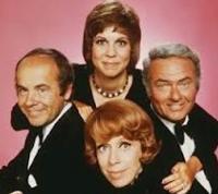 Cast of THE CAROL BURNETT SHOW to Reunite on Sirius/XM