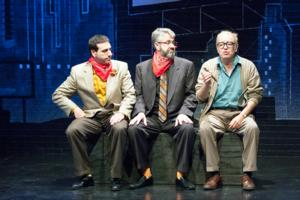 BWW Reviews: The New Jewish Theatre's Hilarious Production of OLD JEWS TELLING JOKES