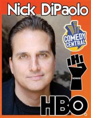 Nick Di Paolo to Play Side Splitters Comedy Club, 9/5-7