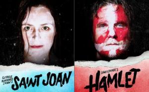 Bedlam's HAMLET & SAINT JOAN to Celebrate 100th Performances Off-Broadway Tomorrow