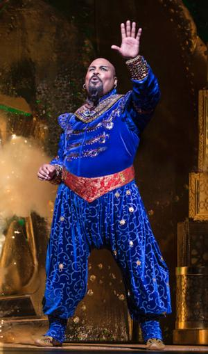 ALADDIN's 'Genie' James Monroe Iglehart Releases Statement on Robin Williams' Passing- 'Robin Williams has influenced my life greatly'