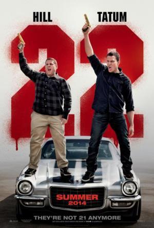 WATCH: Jonah Hill & Channing Tatum's 22 Jump Street Trailer