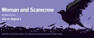 Leading Irish Dramatist Marina Carr Visits Pittsburgh to Celebrate Premiere of WOMAN AND SCARECROW