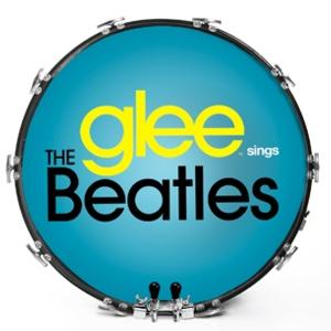 First Look - Cover Art for GLEE SINGS THE BEATLES, Out 9/24