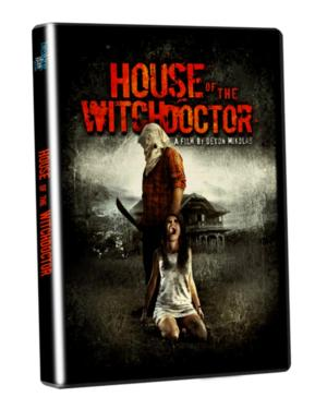 HOUSE OF THE WITCHDOCTOR Set for 9/16 DVD & VOD Release