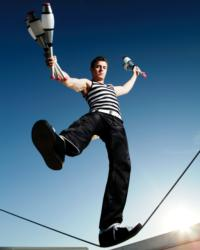 Michael DuBois to Bring THE SOLO CIRCUS to Centenary Stage, 2/2
