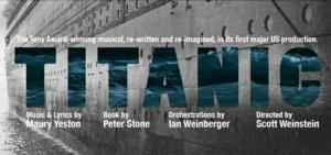 Griffin Theatre's TITANIC to Play Theater Wit this Fall; Complete Cast Announced