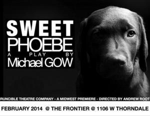 Runcible Theatre Company to Present SWEET PHOEBE, Begin. 2/15