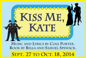 South Bay Musical Theatre to Stage KISS ME, KATE, 9/27-10/18