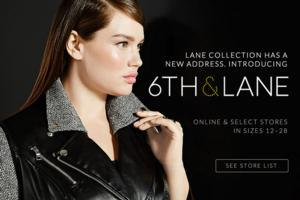 Lane Bryant Launches 6TH & LANE Collection