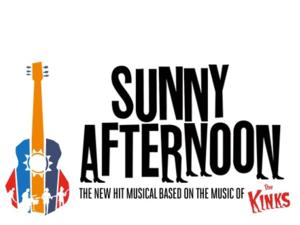 SUNNY AFTERNOON Extends Run at the Harold Pinter Theatre, Through Jan 2015
