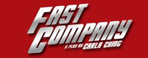 Pork Filled Players to Stage Northwest Premiere of FAST COMPANY, 11/1-22