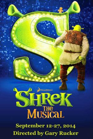 Rivertown Theaters to Stage SHREK, 9/12-27
