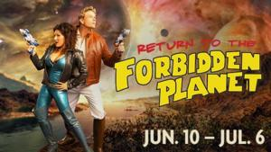 BWW Reviews: Jobsite's RETURN TO THE FORBIDDEN PLANET at the Jaeb