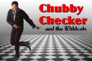 Chubby Checker to Play DuPont Theatre, 8/29