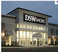 DSW Designer Shoe Warehouse Opens 4 New Stores