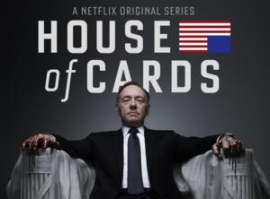 Netflix Orders Third Season of HOUSE OF CARDS