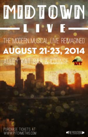 BWW Interviews: PMT Productions Talks Inaugural  Production of MIDTOWN LIVE and Gives Insight to What They're About.