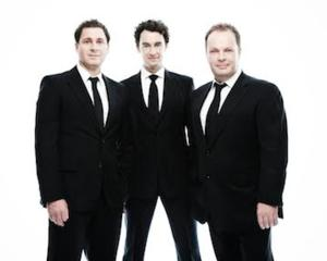 Celtic Tenors to Open CSO's 2014-15 Pops Season, 10/4